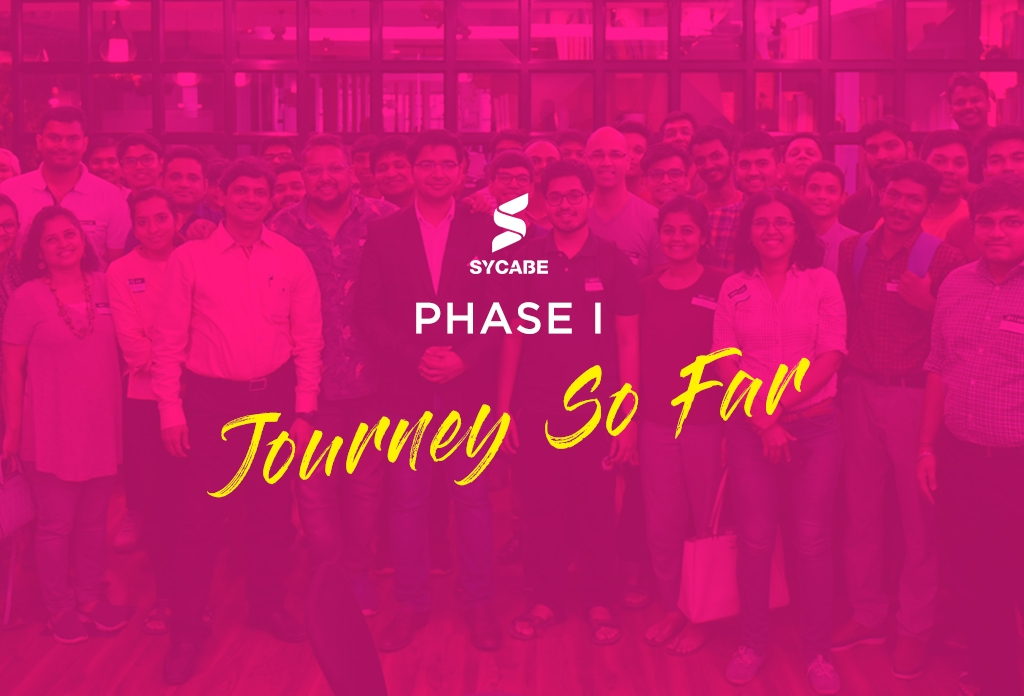 Sycabe – The Journey so Far