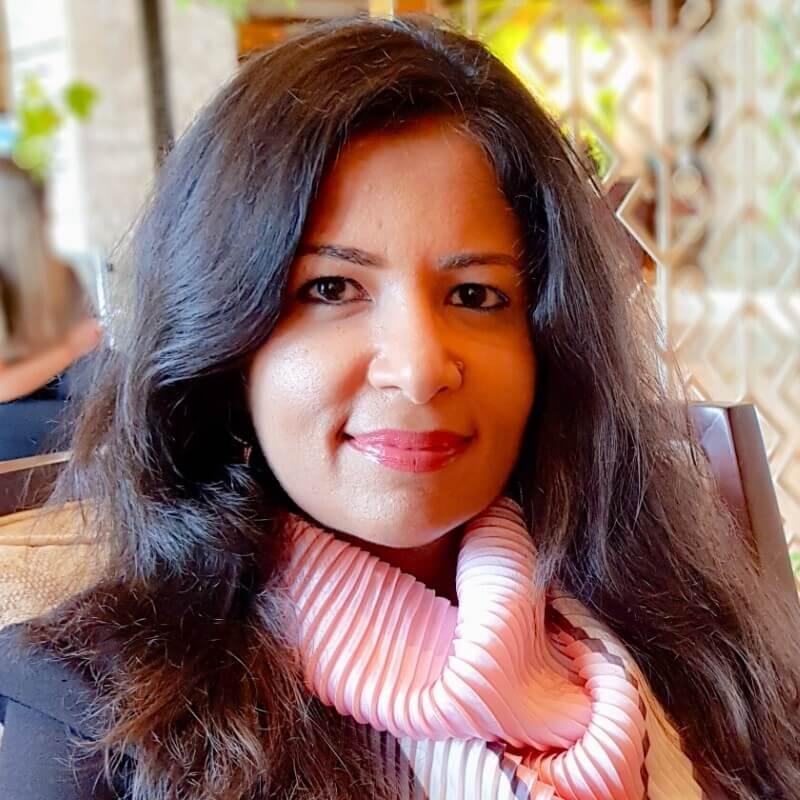 Dude Where's My ROI? – Namrata Balwani